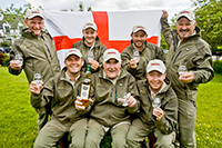 2009 World Fly Fishing Champions - Hardy Greys Team England